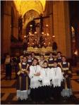Foto del Grupo de Acólitos del Cuerpo de Cristo.