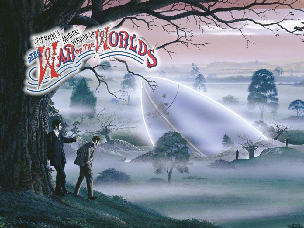La Guerra de los Mundos, Versión Musical de Jeff Wayne (1/6)